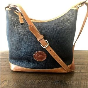 1980's vintage Dooney & Bourke  shoulder bag